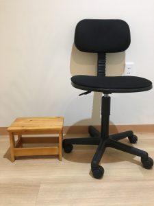椅子の比較 整体